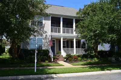 Southwood Single Family Home For Sale: 3869 Overlook Drive