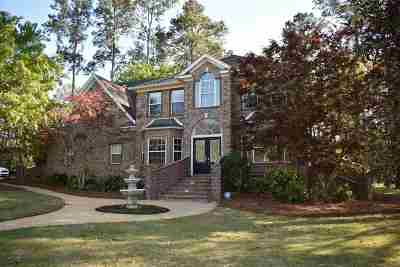 Golden Eagle Single Family Home For Sale: 9149 Shoal Creek Drive