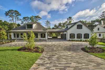 tallahassee Single Family Home For Sale: 1130 Carriage Road
