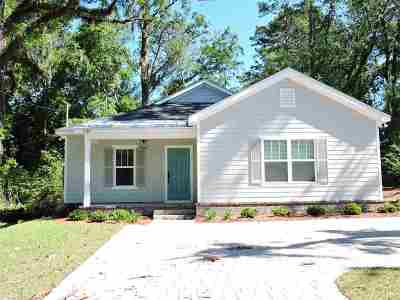 tallahassee Single Family Home For Sale: 1318 E 7th Avenue