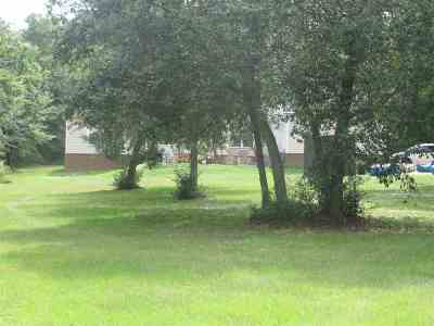 Crawfordville Single Family Home For Sale: 39 Sleep Easy Way