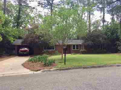 Tallahassee Single Family Home New: 617 Short St