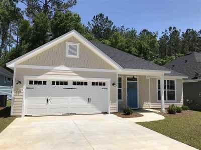 Tallahassee Single Family Home New: 331 Gatherine Oaks Drive