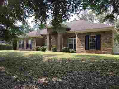 Tallahassee Single Family Home New: 6478 Williams Road