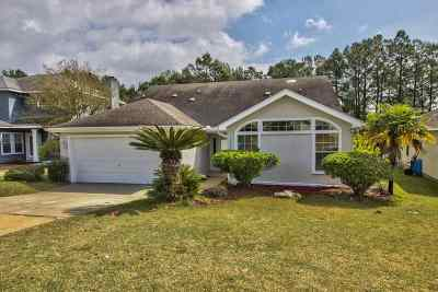 Tallahassee Single Family Home New: 7067 Shady Grove Way