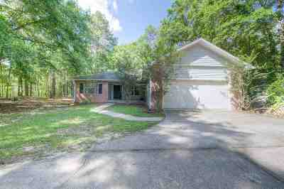 Tallahassee FL Single Family Home New: $225,000