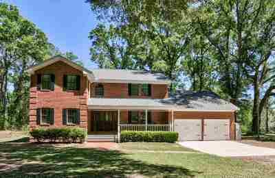 Tallahassee FL Single Family Home New: $359,900