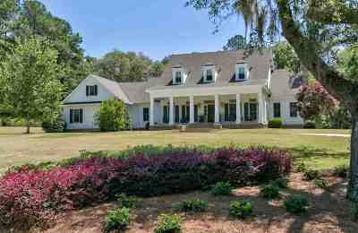 Tallahassee FL Single Family Home New: $1,275,000