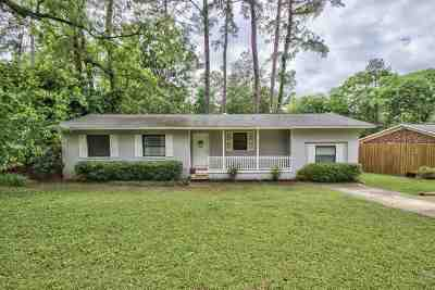tallahassee Single Family Home For Sale: 2418 Willamette Road