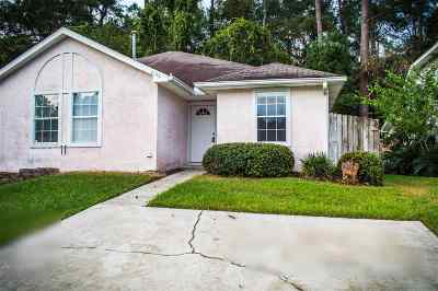 tallahassee Condo/Townhouse For Sale: 4156 Mission Trace Boulevard