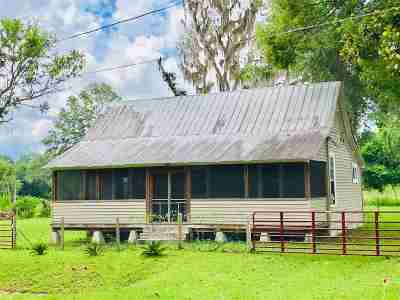 Madison County Single Family Home For Sale: 242 NE Bellville Road