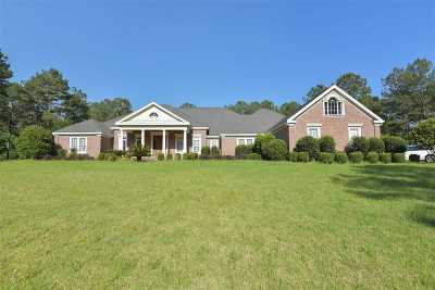 Tallahassee Single Family Home For Sale: 9025 Magnolia Hill Dr