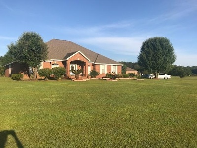 Leon County Single Family Home For Sale: 3115 Hawks Landing Drive