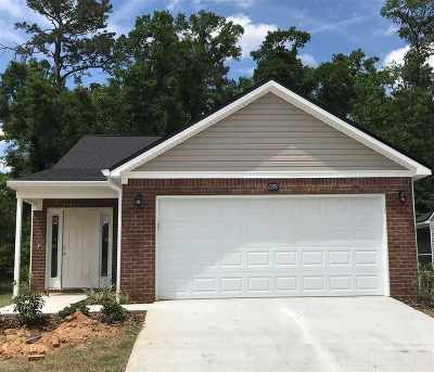 tallahassee Single Family Home For Sale: 6358 Aaronbrooke Lane