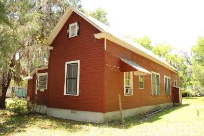 Madison County Single Family Home Reduce Price: 255 NE Rocky Ford Road