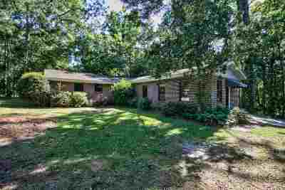 Tallahassee FL Single Family Home For Sale: $179,500