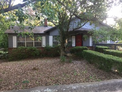 tallahassee Single Family Home For Sale: 918 Old Bainbridge Road