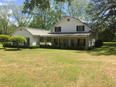 tallahassee Single Family Home For Sale: 1417 Pedrick Rd