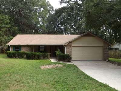 tallahassee Single Family Home For Sale: 1349 Blockford Court W