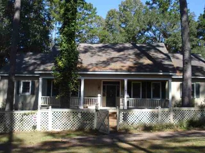 Tallahassee Single Family Home For Sale: 4036 Centerville Road