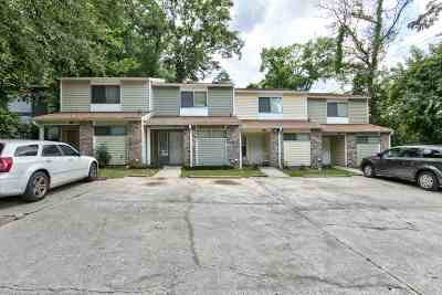 Leon County Condo/Townhouse For Sale: 2109 Claremont Lane #A,  B,