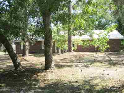 Wakulla County Single Family Home New: 330 Mashes Sands