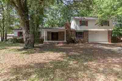Gadsden County Single Family Home For Sale: 1912 Hamilton Street