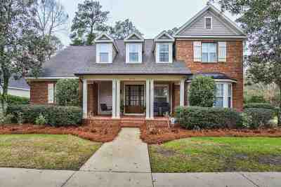 Tallahassee Single Family Home For Sale: 3778 Piney Grove Drive