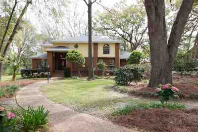 Leon County Single Family Home For Sale: 2901 Edenderry