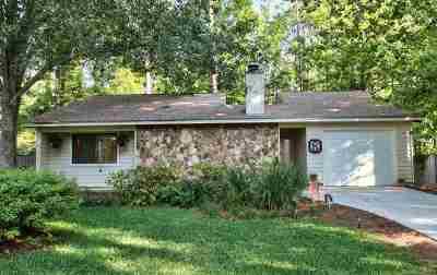 Killearn Lakes Single Family Home Reduce Price: 2349 Tuscavilla Road