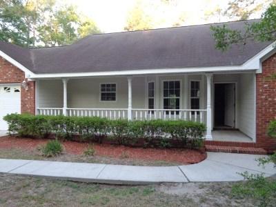 Crawfordville Single Family Home For Sale: 128 Magnolia Ridge