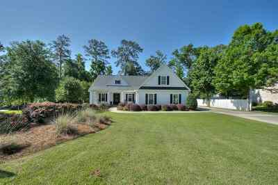 Tallahassee Single Family Home Contingent: 4623 Forest Ridge Drive