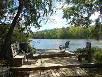 Gadsden County Single Family Home For Sale: 280 R0zena Loop