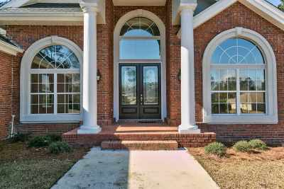 Tallahassee Single Family Home For Sale: 9682 Dancing Rabbit Way