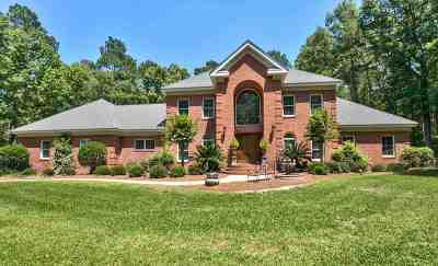 Tallahassee FL Single Family Home New: $979,000