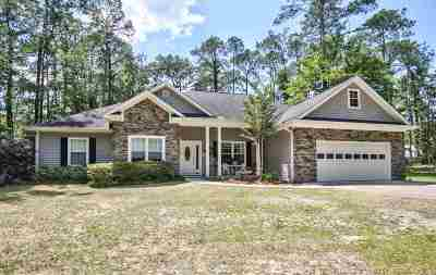 Tallahassee FL Single Family Home For Sale: $325,000