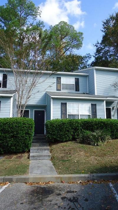 tallahassee Condo/Townhouse For Sale: 2195 N Timberwood Circle