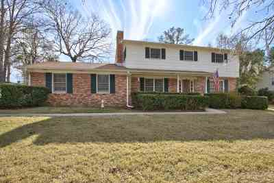 Tallahassee Single Family Home For Sale: 3009 S Shamrock Street