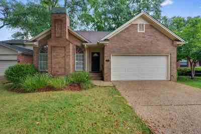 tallahassee Single Family Home For Sale: 3312 Piping Rock