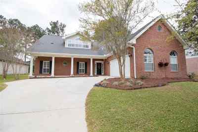 Leon County Single Family Home Contingent: 912 Parkview