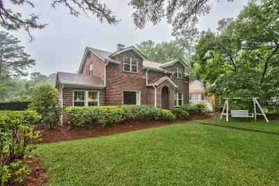 Tallahassee Single Family Home For Sale: 1100 Terrace St