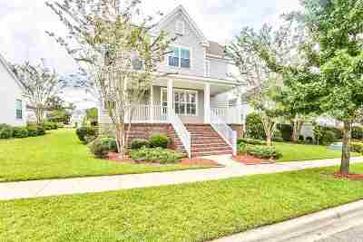 tallahassee Single Family Home New: 3226 Yeats Drive