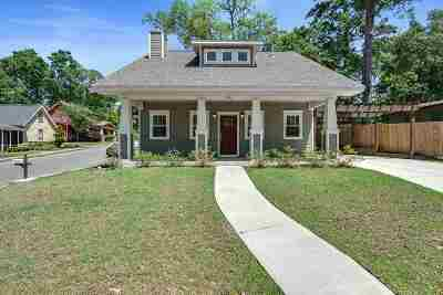 Tallahassee Single Family Home Contingent: 1635 Cottage Rose Ln