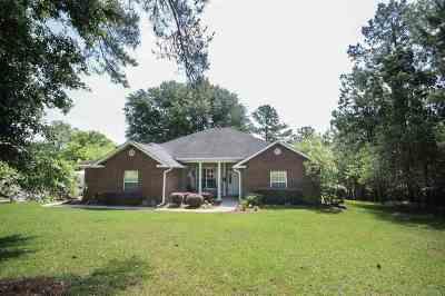 Gadsden County Single Family Home New: 730 Selman Rd