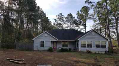 Monticello Single Family Home For Sale: 481 Waukeenah Hwy.