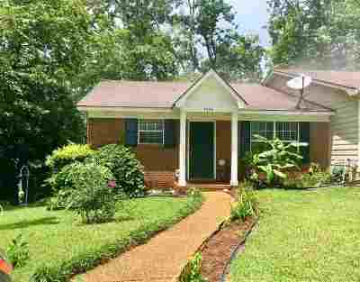 Leon County Condo/Townhouse Contingent: 3356 Thomas Butler Road