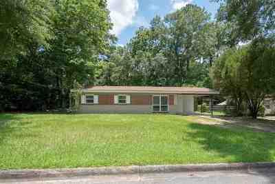 Leon County Single Family Home New: 1929 Karen Lane