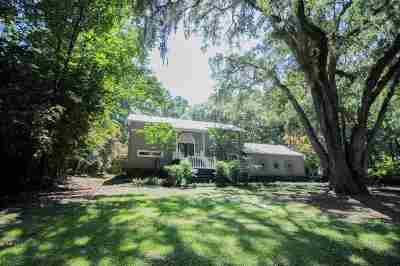 Tallahassee Single Family Home New: 9914 Waters Meet Dr