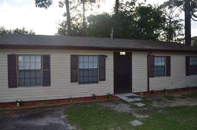 Leon County Single Family Home New: 4622 Twin Oak Drive