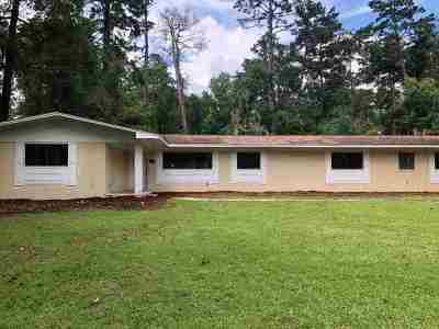 Tallahassee Single Family Home New: 510 N Ride